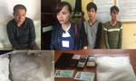 Bắt giữ 4 đối tượng trong đường dây buôn bán ma túy