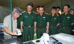 Bàn giao trạm truyền dữ liệu y khoa trực tuyến cho Bệnh viện Quân y 175