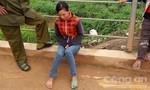 Cứu kịp thời một phụ nữ nhảy cầu tự tử