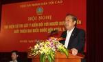 Tòa án nhân dân tối cao nhất trí giới thiệu đồng chí Trương Hòa Bình ứng cử Đại biểu Quốc hội khóa XIV