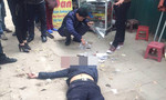 Hai thanh niên vác dao, điếu cày đánh nhau như phim hành động