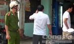 Hai thanh niên bất ngờ bị chém xối xả trước hẻm vắng