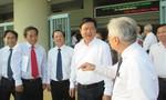 Bí thư Thành uỷ Đinh La Thăng yêu cầu ĐHQG nâng cao chất lượng giảng dạy, nghiên cứu
