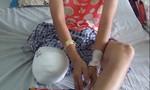 Nữ sinh lớp 10 bị cưa một chân: 'Mẹ ơi đừng khóc, hãy mạnh mẽ như con'