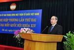 Giới thiệu 197 ứng viên đại biểu Quốc hội tại Trung ương