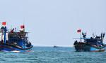 Một tàu cá ngư dân Quảng Ngãi gặp nạn ở khu vực Trường Sa
