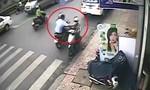 Trên đường đi trả tiền cho ngân hàng thì bị cướp