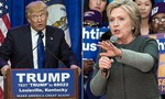 """Phần thắng nghiêng về ông Trump và bà Clinton trong ngày """"siêu thứ ba"""""""