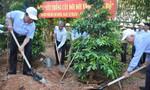 TP.HCM trồng 10 ngàn mét vuông cây xanh nhớ ơn Bác