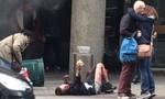 Hình ảnh kinh hoàng của loạt tấn công khủng bố tại Brussels