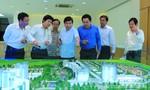 Khu đô thị mới Thủ Thiêm đảm bảo tiến độ thi công công trình