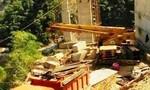 Sập công trình cầu Suối Quanh khiến 4 người chết là do lỗi thi công