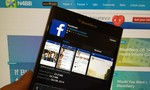 BlackBerry bị Facebook 'ghẻ lạnh'