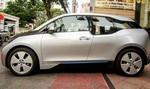 Taxi điện đã xuất hiện ở TP.HCM