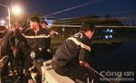 Hàng chục cảnh sát PCCC trắng đêm, tìm kiếm đôi nam nữ nhảy cầu