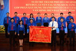Lịch sử vẻ vang của Đoàn Thanh niên Cộng sản Việt Nam luôn gắn liền với vận mệnh thiêng liêng của Tổ quốc
