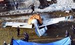 Máy bay rơi ở tây Nhật Bản: 4 người chết