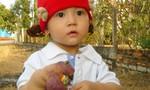 Gia đình bé gái 2 tuổi mắc bệnh lạ tri ân Báo Công an TP.HCM