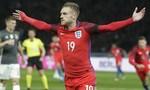 Siêu phẩm đánh gót của Vardy giúp Anh đánh bại Đức