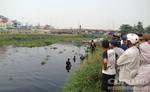 Tìm thấy thi thể nạn nhân mất tích tại kênh Tham Lương
