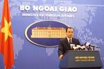Việt Nam kiên quyết bảo vệ chủ quyền và  lợi ích hợp pháp của mình ở Biển Đông