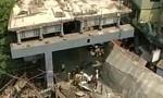 Sập cầu vượt trên cao ở Kolkata, nhiều người thương vong
