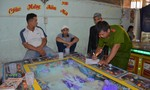 Triệt phá ổ cờ bạc núp bóng game bắn cá