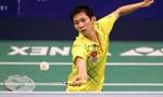 Tiến Minh bỏ cuộc tại giải Đức mở rộng vì chấn thương
