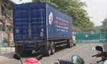 Ngã vào xe container đang lùi, 1 nhân viên bảo vệ thiệt mạng