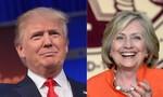 Bầu cử sơ bộ ngày thứ bảy, bà Clinton và ông Trump tiếp tục dẫn đầu