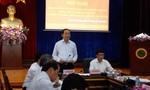 Đại tướng Trần Đại Quang dự hội nghị kiểm tra công tác chuẩn bị bầu cử đại biểu Quốc hội trên địa bàn Tây Nguyên