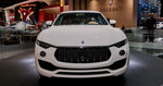 Đối thủ mới của Porsche Cayenne - Maserati Levante