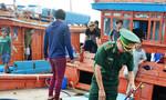 Một tàu cá ngư dân Quảng Nam bị tàu Trung Quốc cướp sạch