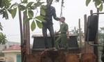 Thu giữ gần 17m3 gỗ lậu ở vùng biên giới