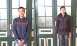 """Hai thanh niên chuyên """"ăn hàng"""" bị bắt khi vừa ra tù"""