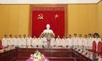 Đảng ủy Công an Trung ương, Bộ Công an chúc mừng Bộ trưởng Tô Lâm