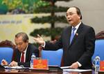 Thủ tướng Nguyễn Xuân Phúc: 'Bắt tay ngay vào công việc'