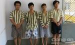 Bắt nhóm đối tượng gây ra vụ truy sát kinh hoàng vì mâu thuẫn đá gà