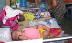 Nắng nóng, trẻ dễ mắc tiêu chảy do thức ăn ôi thiu