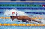 Ngày buồn của Ánh Viên tại giải bơi truyền thống Mỹ