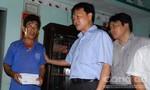 Chủ tịch Quảng Ngãi động viên gia đình 9 học sinh chết đuối