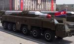 Triều Tiên phóng tên lửa thất bại