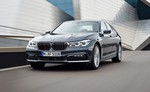 Triệu hồi BMW 7-Series 2016 do lỗi túi khí