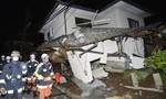 Động đất ở Nhật khiến nhiều người thương vong