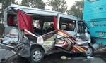 Tai nạn liên hoàn, 11 người nhập viện