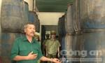 Phát hiện 35 tấn măng có dòi, chuẩn bị tuồn ra thị trường