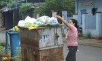 Lấy mạng hàng xóm vì bao rác