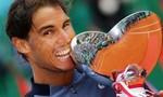 Nadal  lần thứ 9 vô địch Monte Carlo