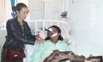 3 anh em mang dao, súng đến bệnh viện hăm dọa bệnh nhân và người nhà