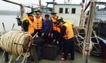 Bắt tàu Trung Quốc xâm phạm chủ quyền biển Việt Nam